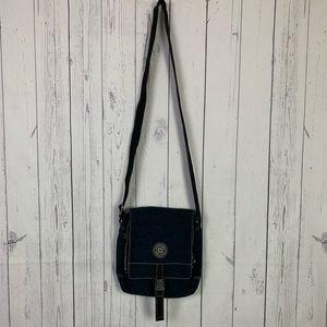 Kipling crossbody bag | blue purse